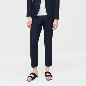 Reserved - Športové oblekové nohavice -