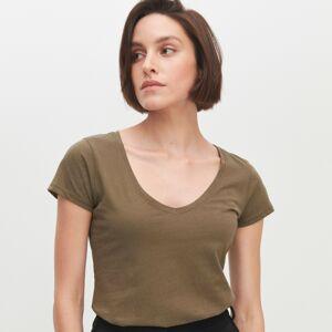 Reserved - Tričko z organickej bavlny -