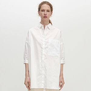 Reserved - Elegantná oversize košeľa -