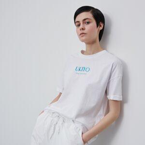 Reserved - Tričko s nápisom - Biela
