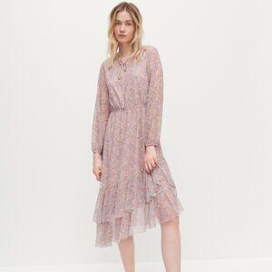 Reserved - Kvetované šaty -