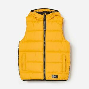 Reserved - Prešívaná vesta - Žltá