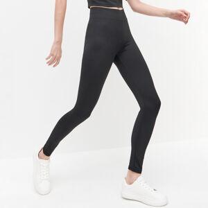 Reserved - Ladies` trousers - Čierna