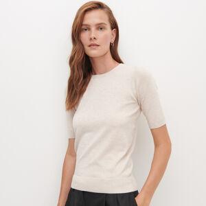 Reserved - Úpletové tričko -