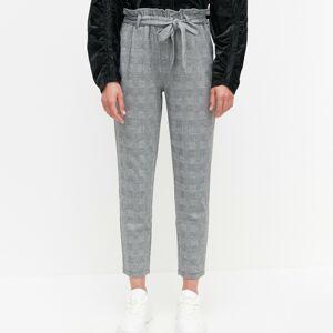 Reserved - Kárované nohavice - Viacfarebná