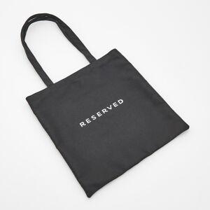 Reserved - Shopper taška - Čierna
