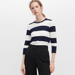 Reserved - Hladký sveter - Viacfarebná