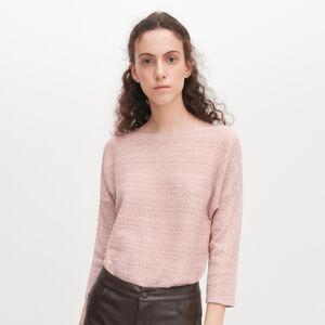 Reserved - Dámsky sveter - Ružová