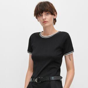 Reserved - Dámske tričko - Čierna