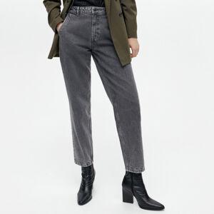 Reserved - Ladies` jeans trousers - Svetlošedá