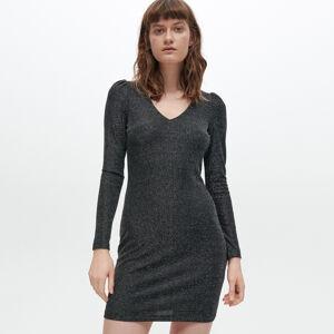 Reserved - Dámske šaty - Strieborná