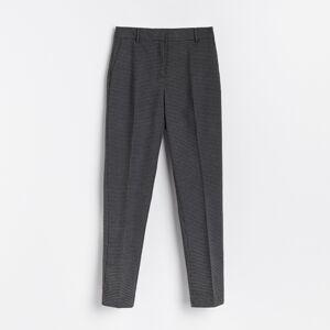Reserved - Ladies` trousers - Šedá
