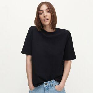 Reserved - Ladies` t-shirt - Čierna