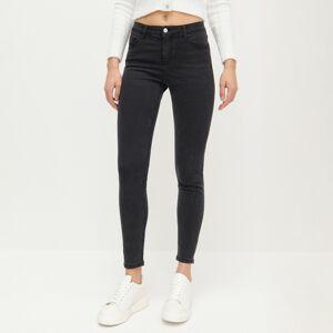 Reserved - Slim džínsy - Čierna