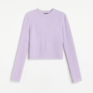 Reserved - Ladies` blouse - Purpurová