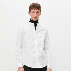 Reserved - Hladká košeľa so stojačikom -