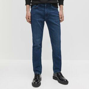 Reserved - Pánske jeans nohavice - Tmavomodrá
