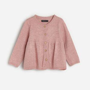 Reserved - Melírovaný sveter -