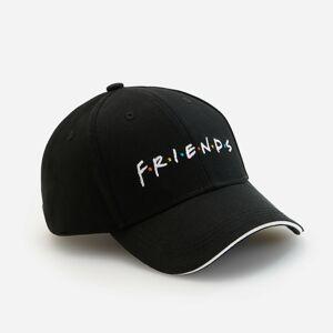 Reserved - Bavlnená šiltovka Friends -