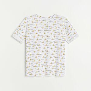 Reserved - Tričko s potlačou - Viacfarebná