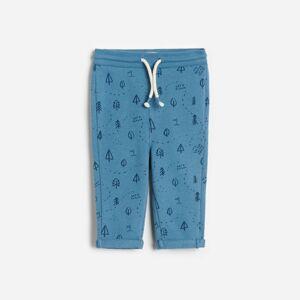 Reserved - Chlapčenske nohavice - Modrá