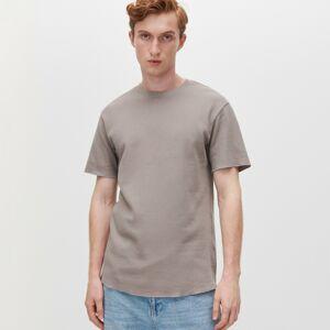 Reserved - Tričko zo štruktúrovaného úpletu -