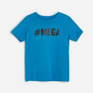 Reserved - Bavlnené tričko s nápisom -