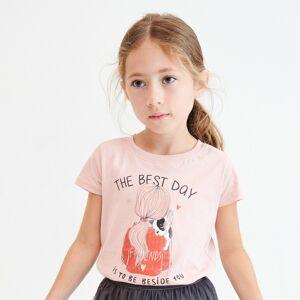 Reserved - Dievčenske tričko - Ružová