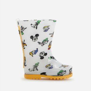 Reserved - Chlapčenske gumáky-vychádzková obuv - Žltá