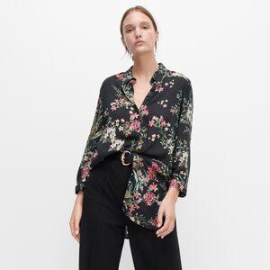 Reserved - Kvetovaná košeľa - Viacfarebná