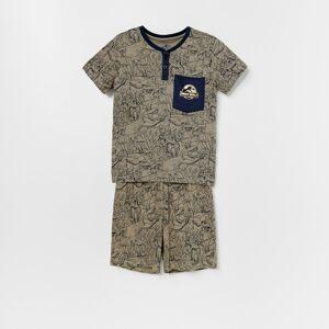 Reserved - Bavlnené pyžamo Jurassic Park -