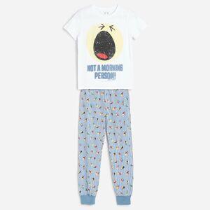 Reserved - Chlapčenske pyžamo - Biela