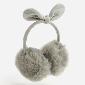 Reserved - GIRLS` EARMUFFS - Šedá