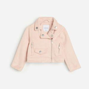 Reserved - Dievčenská bunda - Ružová