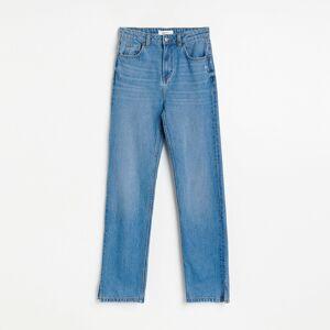 Reserved - Rozšírené džínsy - Modrá