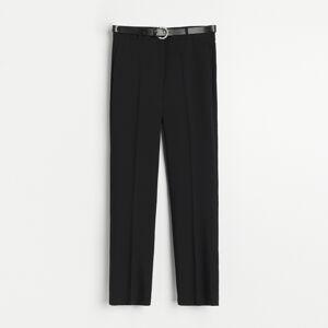 Reserved - Dámske nohavice - Čierna