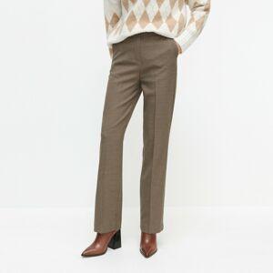 Reserved - Pepitové nohavice - Viacfarebná