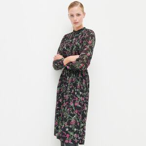 Reserved - Kvetované šaty - Viacfarebná