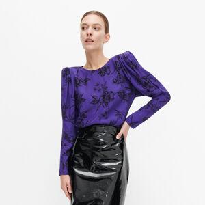 Reserved - Ladies` blouse - Zelená
