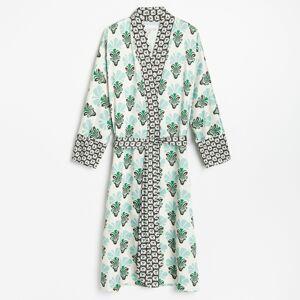Reserved - Šaty typu kimono - Viacfarebná