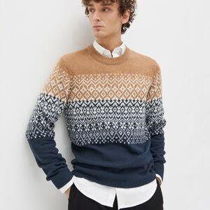 Reserved - Men`s sweater - Viacfarebná
