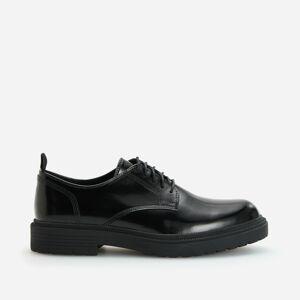 Reserved - Pánske poltopánky-vychádzková obuv - Čierna