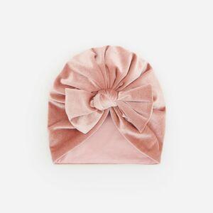 Reserved - Dievčenská čiapka - Ružová