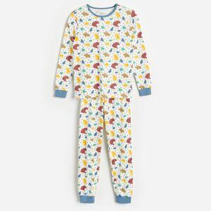 Reserved - Vzorované bavlnené pyžamo -