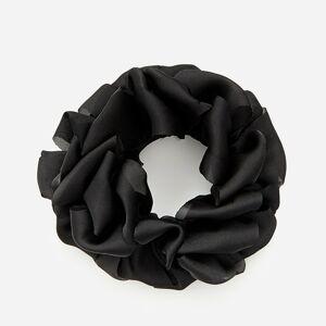 Reserved - Gumička na vlasy - Čierna